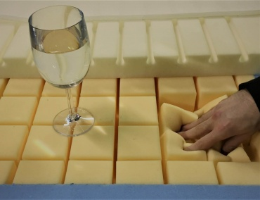/Mattress/3dFoamNoRollWine