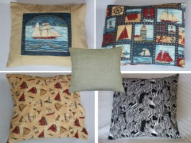 Nautical Scatter cushions